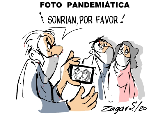 Foto Pandemiatica