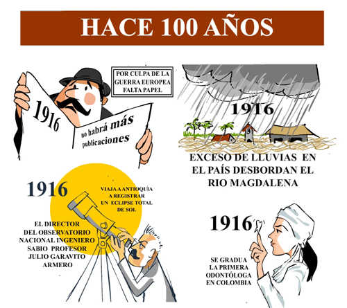 hace 100 a�os