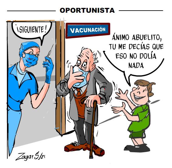 Vacuna Oportunista